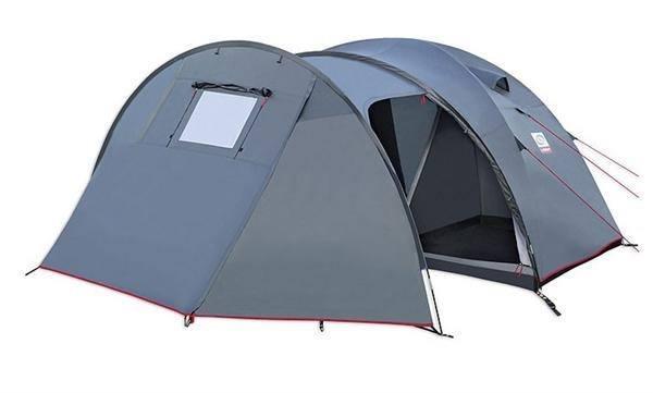 Zelt Für 2 Feldbetten : Loap zelt tomma für personen grau serag ag